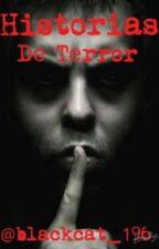 HISTORIAS DE TERROR by blackcat_196