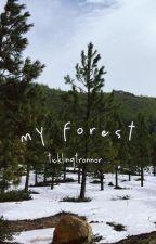 My Forest | Tronnor AU by ticklingtronnor