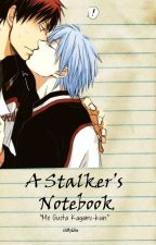 A Stalker's Notebook >> Kagakuro by changbincutie