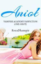 Anioł  - Akademia Wampirów by RozaDhampir