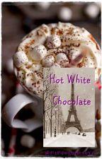 Hot white chocolate by NanouGuimauve