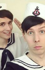 The Crumble Fic (Phan) by mxkingjxys