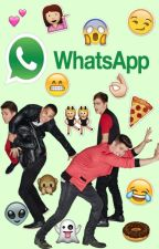 WhatsApp ||°Big Time Rush°|| by JoAndKs13