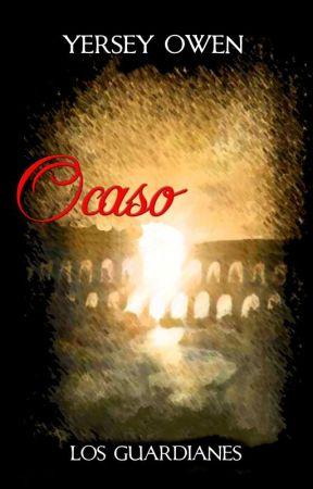 La Saga de los Guardianes. Ocaso. by YerseyOwen