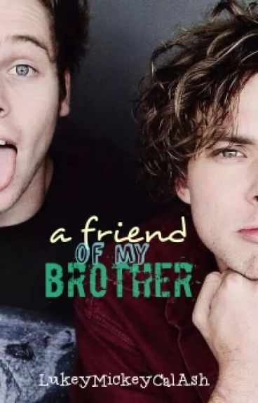 A friends of my brother || L.H. ✔✔