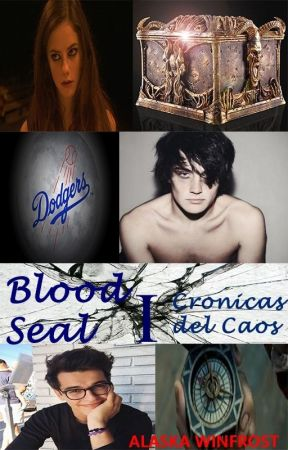 Blood Seal Crónicas del Caos I by AlaskaWinfrost