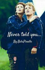 Never Told You... THG by BeluPinelle