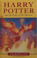 Harry Potter And The Order Of The Phoenix by Bookalayla