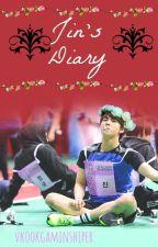 Jin's Diary by vkookgaminshiper