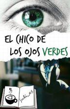 El chico de los ojos verdes by juli_as