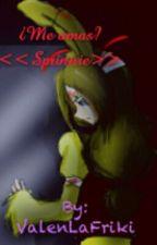 ¿Me amas? <<Sprinnie>> by ValeDulceDeLeche_385