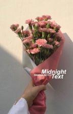 Midnight text → stiles stilinski by Ravensreyes