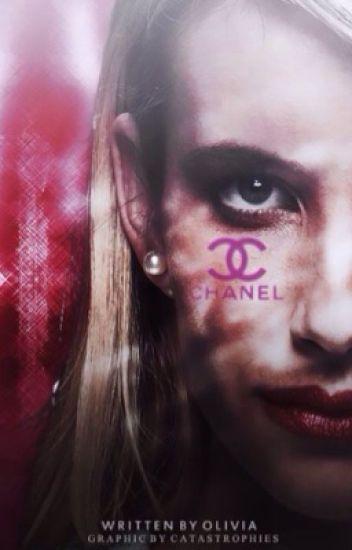 Chanel ✧ Teen Wolf