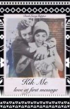 Kik Me *Larry Stylinson* by DarkLarryShipper
