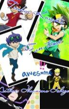Tenkai Knights:Fun Time by ihsanime