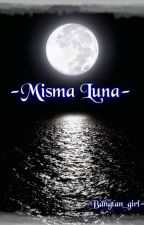 •Misma Luna• [Jikook] by -Bangtan_girl-
