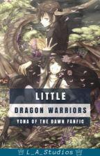 Little Dragon Warrior [Akatsuki no Yona x Reader] by L_A_Studios