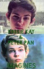 Robbie Kay and Peter Pan Imagines by r5er_oncer