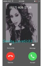 Unexpected Call(Dinah/You)One Shot by Smiley_Lovatic21