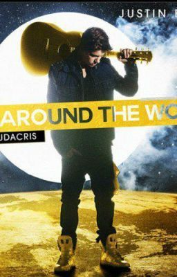 Justin Bieber-All Around The World (text)