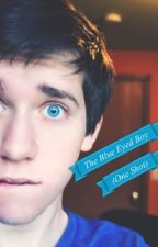The Blue Eyed Boy (A  Romantic One Shot) by WritingStories