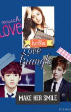 Love Triangle (BTS Fanfic) by thegolden_maknae91