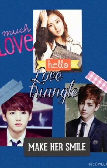 Love Triangle (BTS Fanfic)