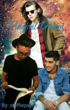 Magical Dream ~ Ziam//ON HOLD by steffiepayne