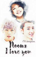 Noona i love you by Idayo_wa