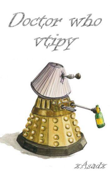 Doctor who - vtipy