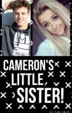 Cameron's Little Sister //magcon by babygirlxxo2000