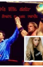Hhh's Little Sister (Shane O Mac fanfic) by Fearless_BrieMode