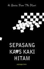 Sepasang Kaos Kaki Hitam [SK2H] by cwhris