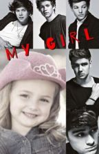 My Girl (One Direction FanFiction) by LiamsCookieGirl