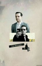 James Moriarty by NeverBackToReality