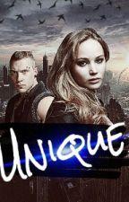 """Unique - das erste Buch der  """"Unique"""" Reihe  by DivergentBird12"""