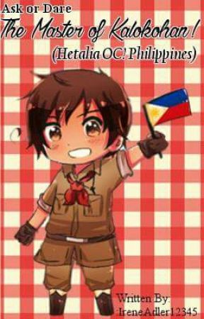 Ask or/and Dare the Master of Kalokohan! (Hetalia OC!Philippines) [CLOSED] by Pinoyinthehouse