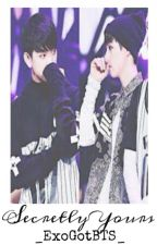 Secretly Yours (A MarkJin/MarkNior OneShot) by _rockyroha_