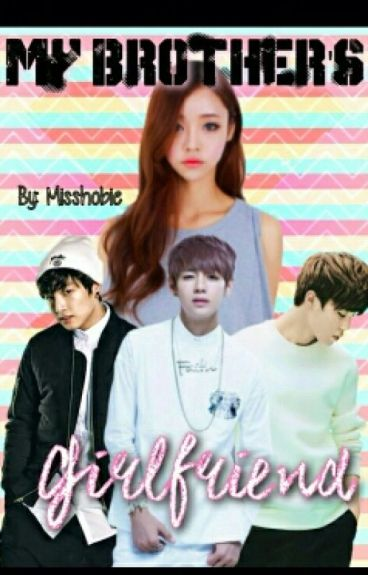 My Brother's Girlfriend (BTS JIMIN FANFIC)