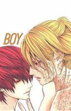 Boy // Matt x Mello // Boyxboy by nerdynovak