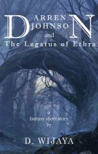 Darren Johnson and The Legatus of Ethra by authorde