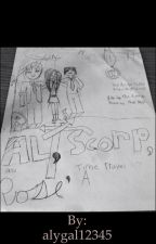 Al, Scorpio, and rose time travel agencies by alygal12345