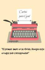 Cartas Para Gael by brendx2001
