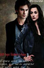 La Eternidad de Elizabet y Adam 1,500 Siglos... by wilknelia