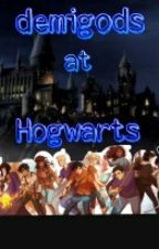 Demigods at Hogwarts by acciopotatoe
