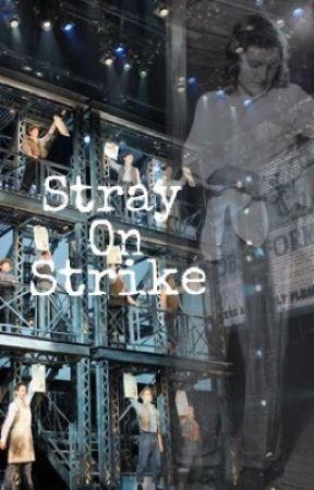 Stray on Strike by nicnaccash
