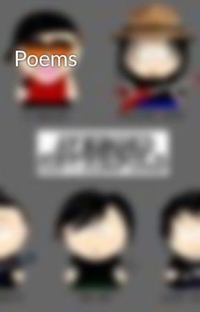 Poems  by Syn_A7X_Fan