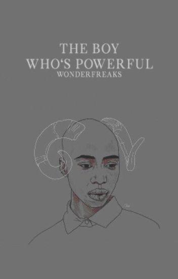 The Boy Who's Powerful ⚡ PJO/TW