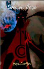 Demon Sage by adwolf10