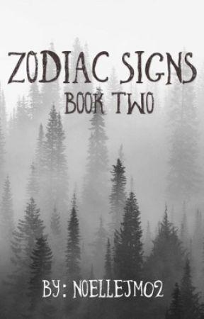 Zodiac Signs II by NoelleJM02